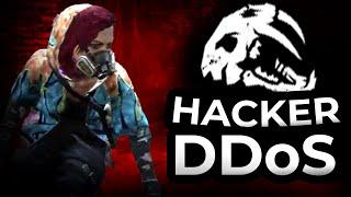 I Killed a Hacker so they DDoS'D DBD's Servers