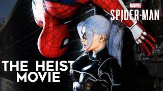 SPIDER-MAN - THE HEIST All Cutscenes (Game Movie) 1080p HD
