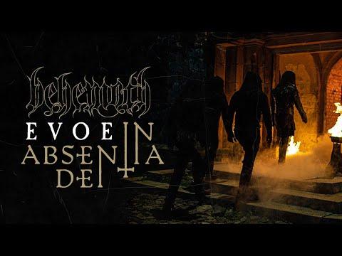 In Absentia Dei, le live dans une église investie par Behemoth…
