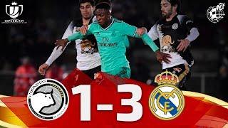 COPA DEL REY | Unionistas de Salamanca 1-3 Real Madrid 1/16 de final