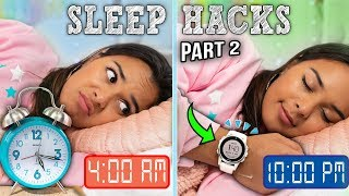 How to Fall Asleep in 60 Seconds | 9 Easy Sleep Life Hacks💤