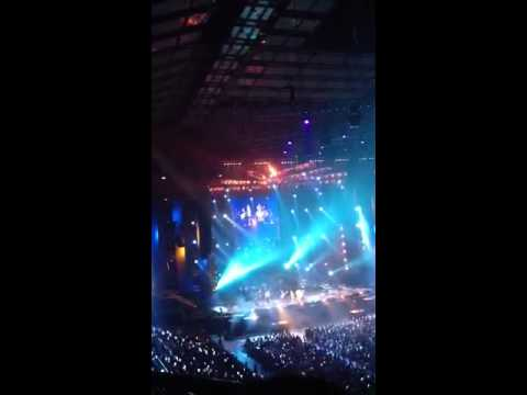 AmeiZing 2012 台北演唱會/蘇打綠:最愛的人傷我最深