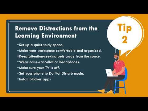 Simple Tips to Stay Focused When Studying Online