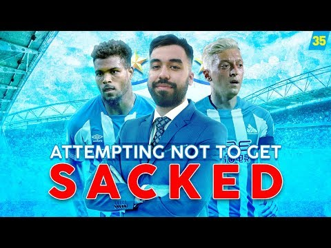 ANTGS FM19 | Huddersfield Town | Episode 35