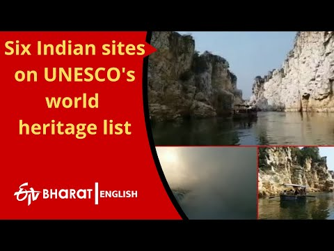 Six Indian sites on tentative UNESCO's world heritage list