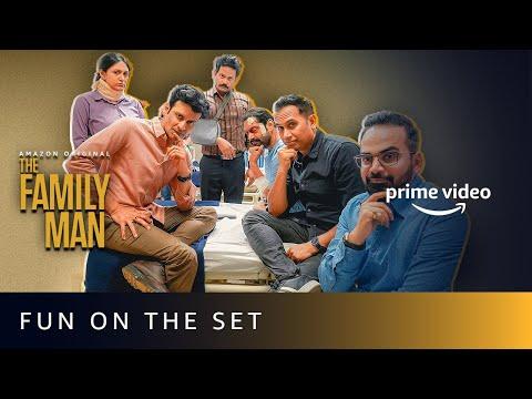 The Family Man Season 2 - Fun on the Set