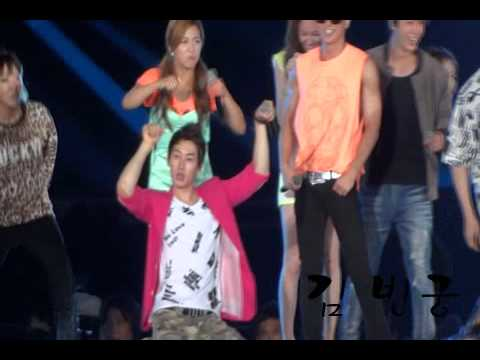 120818 SMTOWN SUPER JUNIOR & Fx Oops