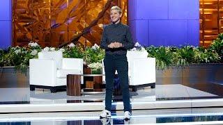 Live from New York, It's Ellen DeGeneres!
