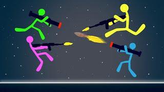 EXTREME COUPLE STICK FIGHT BATTLE! (Stick Fight)