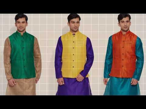 Designer Nehru Jacket for Men