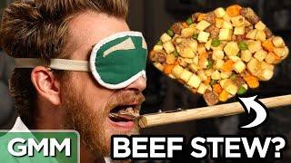 Freeze Dried Food Taste Test