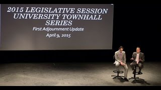 '2015 Legislative Forum (full program) - Pittsburg State University