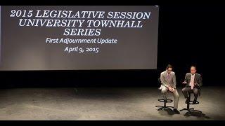 2015 Legislative Forum (full program) - Pittsburg State University