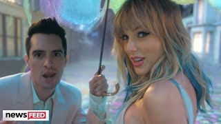 """EVERYTHING You Missed From Taylor Swift's """"ME!"""" Video"""