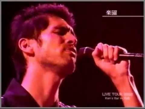 ♪楽園(アコースティック)☆ 平井 堅 ★2002年沖縄 Ken's Bar