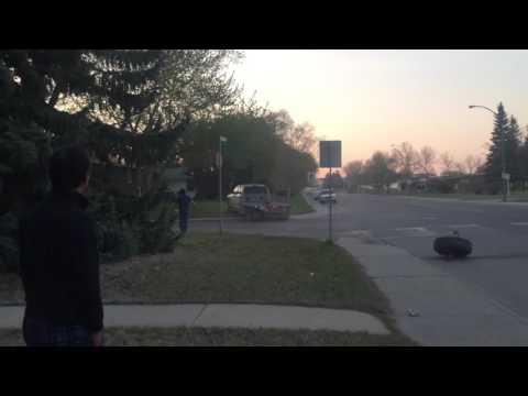 Taylor Street Saskatoon Hit and Run