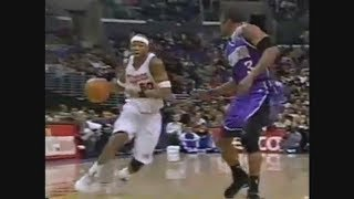 Corey Maggette 28 Points 7 Ast Vs. Kings, 2004-05.