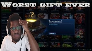 WORST MYSTERY GIFT EVER