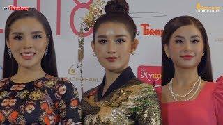 Sau những ồn ào cá nhân, Hoa hậu Kỳ Duyên bất ngờ trở lại đồng hành cùng Hoa Hậu Việt Nam 2018