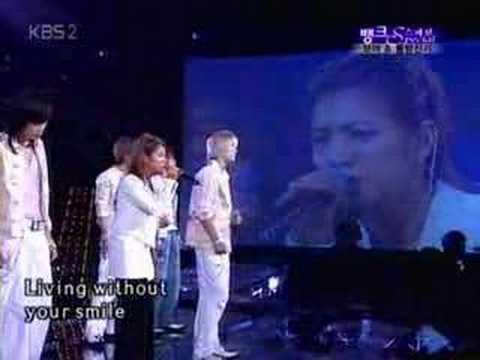 BoA & TVXQ - One Sweet Day