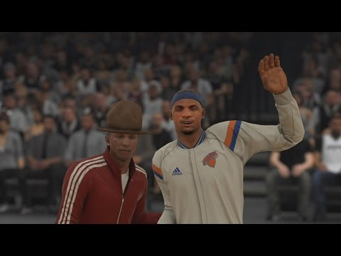 NBA 2K15 PS4 My Career - Flop Cheese