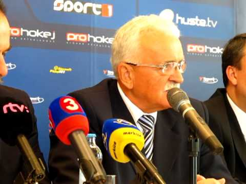 Vladimr Pastinsky pred zaciatkom extraligovej sezony 2012/2012