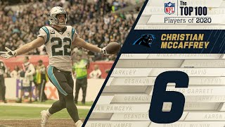 #6: Christian McCaffrey (RB, Panthers) | Top 100 NFL Players of 2020