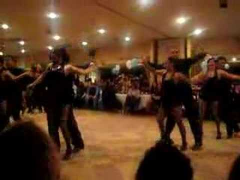 Our Flamenco/Salsa Beginner Performance