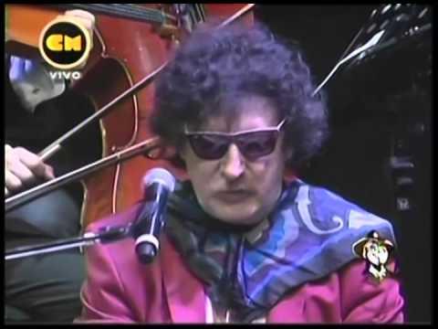 Homenaje a Spinetta - Charly Garcia Leon Gieco Fito Paez y David Lebón (Premios Gardel 2012)