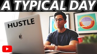 A Day In The Life of a 6 Figure Entrepreneur