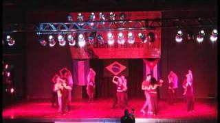 Apresentação de Zouk  -  Noite Latina  08-05-09