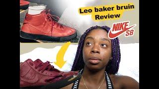 Leo Baker Nike SB Bruin high Wear-test & Review | SKATED |