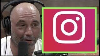 Joe Rogan on Instagram Hiding Likes