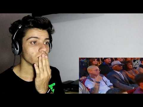 Madonna, Britney Spears, Christina Aguilera & Missy Elliot - Medley At VMA 2003 | Reação / Reaction