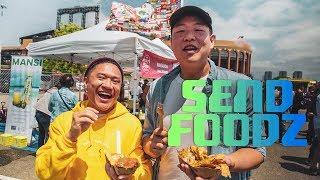 World's Fare: Send Foodz w/ Timothy DeLaGhetto & David So