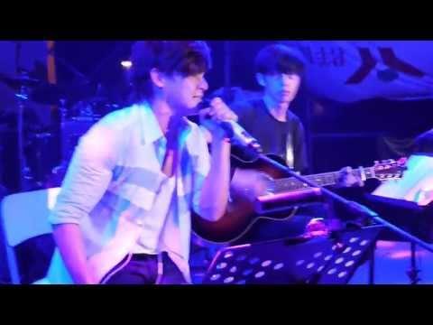 2013 Jul 5 GMX 倪安東 汗水的重量[acoustic]