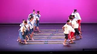 2017 UCLA PCN Filipino Tinikling