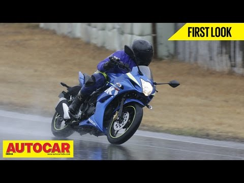 Suzuki Gixxer SF & GSX-RR | First Look | Autocar India