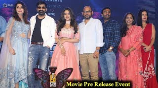 Disco Raja Pre Release Event