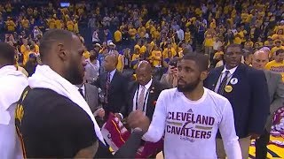 The Game That LeBron James & Kyrie Irving Became The Greatest Duo Of All Time!