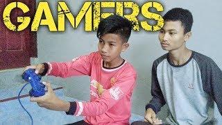 Gamers Sejati (Film Pendek) - Gamer wajib nonton