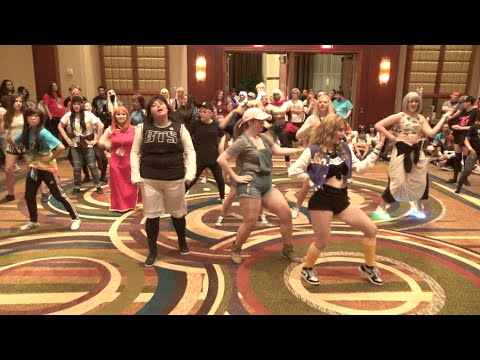 [Sabo 2016] 33 K-Pop Dances in 21 Minutes (Chorus Dance Game)