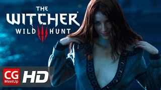 """CGI Cinematic Trailer HD """"The Witcher 3 Wild Hunt Launch Cinematic"""" by Digic Pictures 