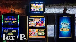 The problem with video gambling machines