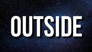 Yvette - Outside (Lyrics) Break that dick bitch [TikTok Song]