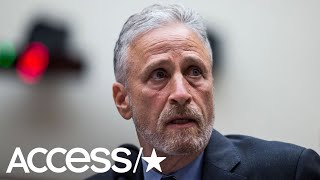 Jon Stewart Blasts 'Shameful' Lawmakers Who Didn't Show Up To A 9/11 First Responders Hearing   Acce