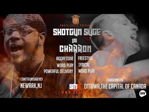 SHOTGUN SUGE VS CHARRON SMACK/ URL