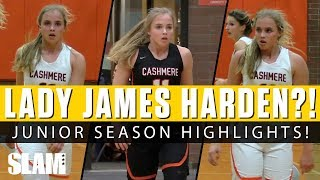Hailey Van Lith is the LADY JAMES HARDEN?! 😳 Junior Year Highlights! 🔥