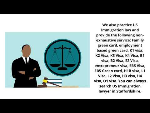 Immigration Solicitor Staffordshire