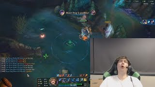 Meteos Stream Best Moments #9 | Nutting all over the Rift